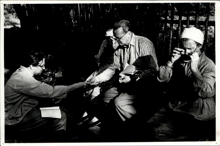 Vadjalaste juures (1959)