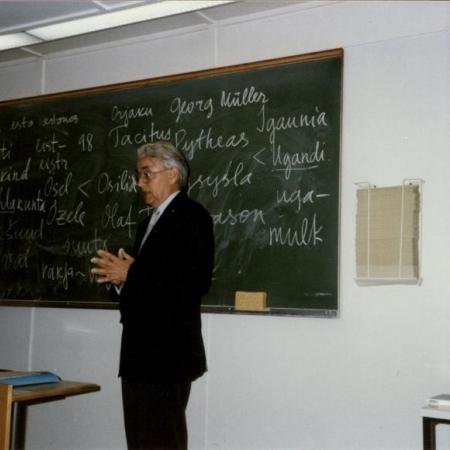 Oulus loengut pidamas (1991)